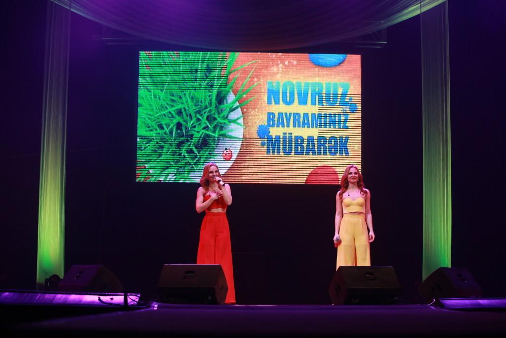 Anna-Maria - Novruz Bayram 2016 LIVE (Kharkov, Ukraine)