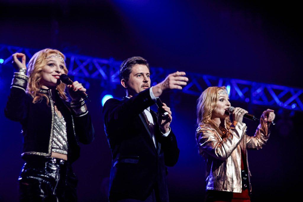 Anna-Maria выступили на My Queen Tribute Show