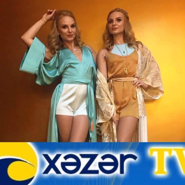 Anna-Maria Baku Xezer.tv